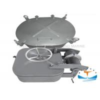 Quality Square Type Marine Hatch Cover 400x500-600x600mm Size 12mm Cover Thickness for sale