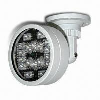Quality Long Distance IR Illuminator with 18pcs of Taiwan High-power IR LED and 60/30/15 Degrees Light Angle for sale