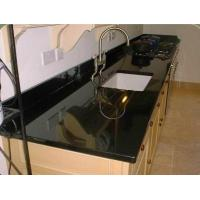 Lightweight Countertop Materials : Granite Countertop,Absolute Black Material, Popular for Countertop ...