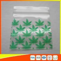 Buy cheap Reclosable Custom Printed Ziplock Bags / Plastic Packing Bag With Zipper from Wholesalers