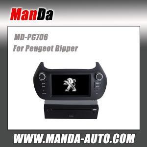 Quality Manda factory gps car dvd for Peugeot Bipper car multimedia navigation for sale
