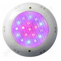 2015 New 18x3w Led Swimming Pool Underwater Light Ip68 Pool Light Low Voltage 12v For Sale