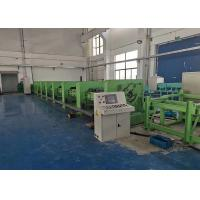 Quality Green Color Hydraulic Drawing Machine For T Type Elevator Guide Rail for sale