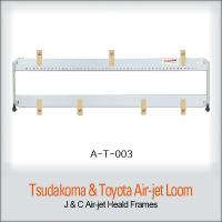 Air - Jet Loom Heald Donier Frame Electrophoresis Surface Reliable Stability