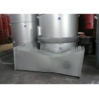 Quality High Efficiency Wet Cyclonic Spray Scrubber SO2 Removal Desulphurization Treatment for sale