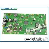 Quality Custom-Made PCB Circuit Board Assembly Electronic ENIG 1.6mm Thickness for sale