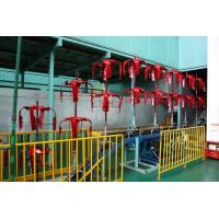Custom Motorcycle Assembly Line Equipment Automatic Painting System