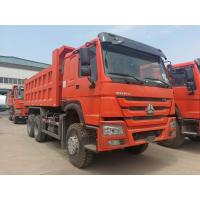 Quality Middle Lifting Type Heavy Duty Dump Truck Cargo Size 5200 X 2300 X 1350 Mm for sale