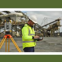 how to use total station in surveying