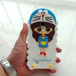 Quality Iphone 5 Protective Case Silicone Case Korea Cute Little Bush Design for sale