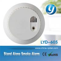 wireless security optical smoke detector home smoke alarm system of alarmdetector. Black Bedroom Furniture Sets. Home Design Ideas