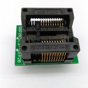 programmer adapter SOP20 IC test socket 1.27mm SOP20 Programming adapter