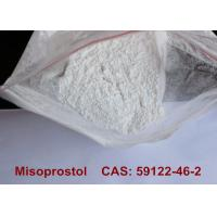 Quality 99.05% High Purity Pharmaceutical Intermediate Misoprostol White Solid for sale