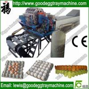 Automatic Plate Molding Machine