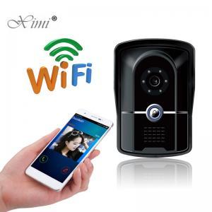China 110 - 240 V Wireless Intercom Doorbell , 0.47 Kg Villa Home Video Intercom on sale