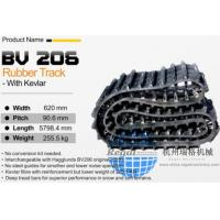 Quality Hagglunds bv206 rubber track for sale