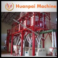 Quality 6FTP-60 type wheat milling machine for sale