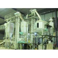 China Wood Sawdust Wood Pellet Production Line For Industrial Boilers / Home Fireplace on sale