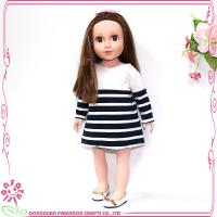 China New style 18 inch doll outfits doll clothes american girl doll dress on sale