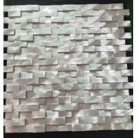 Buy aluminium profile mosaic tiles at wholesale prices