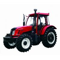 Quality Professional Four Wheel Tractor DF-1254 125 HP 4WD Farm Tractor For Agriculture for sale