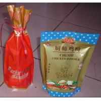 Quality Coffee / Rice Plastic Bag Packaging , Printed Snack Bag Packaging for sale