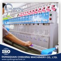 Quality Single Needle Multi Head Embroidery Machine For Process Thick Materials for sale