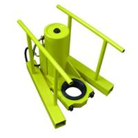 Hydraulic Link Clamps Tools Equipment Tagged Pulling: Hydraulic Post Puller And Hydraulic Pile Puller For Sale