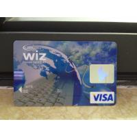 New VISA Classic Card / Plastic Debit Card with High-tech Printing Quality
