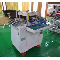 Quality Fully Automatic Hot Foil Stamping Machine Rotary Die Cutting Equipment for sale
