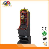 China Find Interesting Home or Commercial Use Skill Stop Slot Game Machine Tables with Hopper Bill Validator on sale