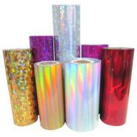 Quality Holographic Foil for Packaging for sale