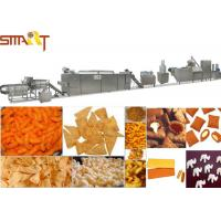 Quality Electrical Automatic Snack Food Extruder Machine / Corn Puff Making Machine for sale