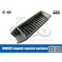 Quality Stainless Steel Magnetic Separation Equipment With Groove Iron Remover for sale