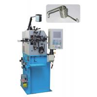 Quality 0.1mm High Precision CNC Spring Manufacture Machine 2 Axis With Torsion Attachment for sale