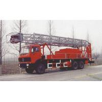 Quality Petroleum Equipment Workover Rig Truck Mounted Rig In Oil Drilling Industry for sale