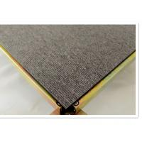 China Colorful Anti Static PVC Flooring System Waterproof  with Tiny Sides on sale