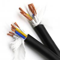 China OFC Conductor Robotics Cable High Flex Automation Intelligent Robot Arm Control on sale