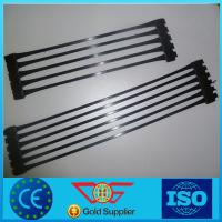 Quality HDPE/PP Uniaxial Geogrid for Reinforced Soil Geogrid 1*50m for sale
