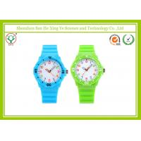 Quality Colorful Cartoon Waterproof Digital Watch Silicone Band For Children for sale