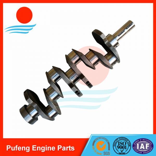 Buy Korea auto parts, 4D56T crankshaft ME102601 MD376961 23111-42901 for Hyundai H1 H100 at wholesale prices