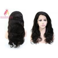 Quality Brazilian Virgin Hair Full Lace Human Wigs for sale