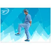 Quality Disposable Non - Woven Fabric Hospital Patient Gown With CE Certified for sale