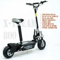800W Unmatched Hill Climbing Ability Electric Scooter