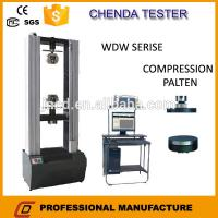 Buy cheap 20KN Electronic Universal Testing Machine, Material Tensile Testing Machine from Wholesalers