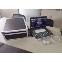 Quality Portable Abdominal Ultrasound Scanner For Pregnant Woman With Suit Case for sale