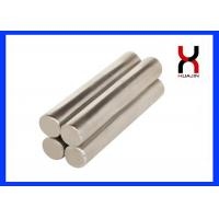 Quality 16-28 Mm Neodymium Permanent Magnet Rod For Iron Scrap Industrial Filter for sale