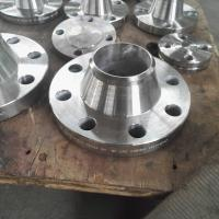 Quality Customized Machining Forging Steel Flange with EN10204-3.1 Certificate for sale