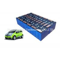 China Fast Charge Lifepo4 Electric Car Batteries , 72V 120Ah Lifepo4 Automotive Battery on sale