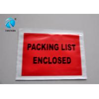 Buy Peal and Seal Packing List  envelope enclosed , Poly Mailing Bags at wholesale prices